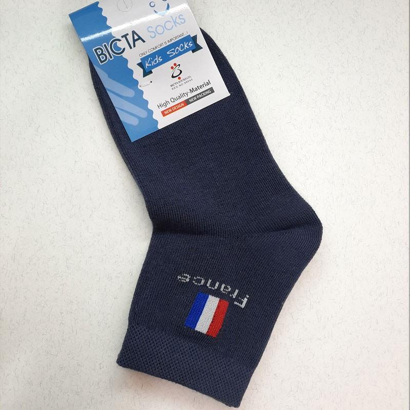 جوراب نیم ساق بچه گانه مدل France بیکتا سایز 5